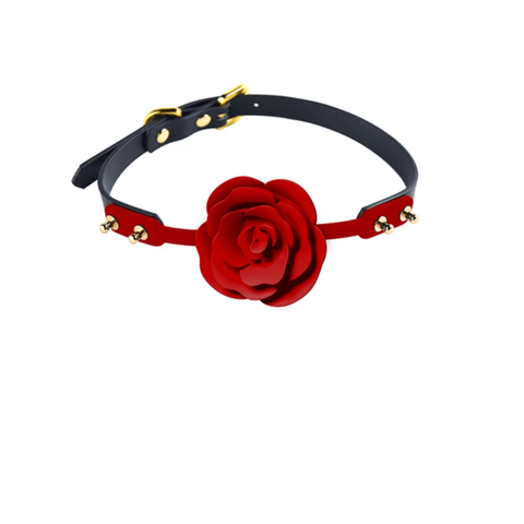 Easy Toys Faux Leather Collar with Handcuffs