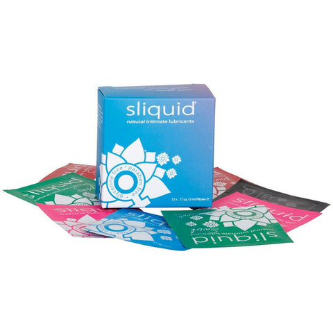 Sliquid Swirl Cherry Vanilla Water Based Lube