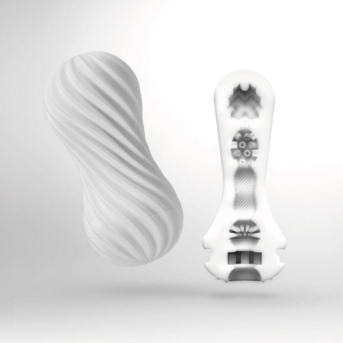 Tenga Flex White Masturbation Sleeve