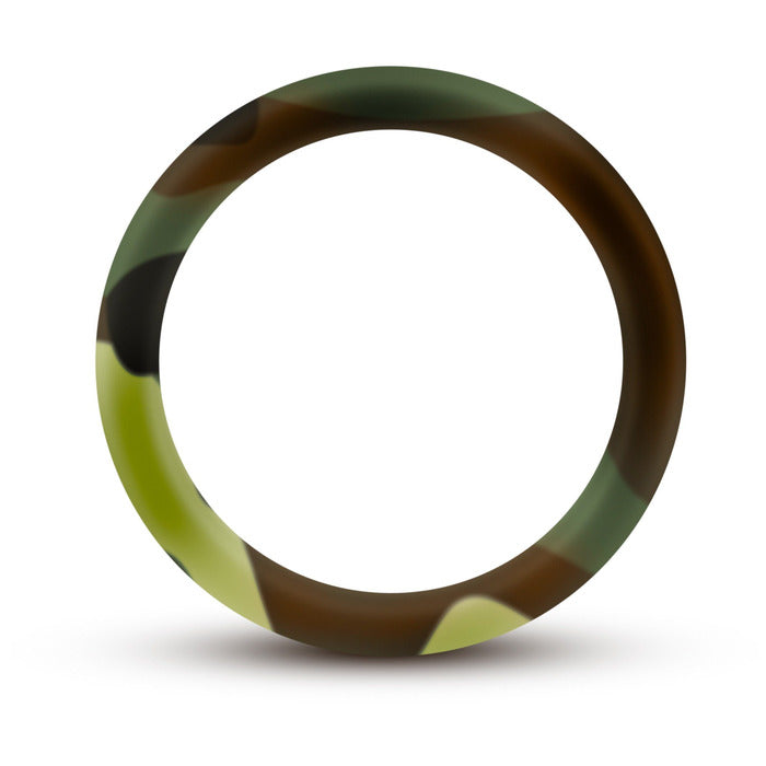 Performance Silicone Camo Cock Ring