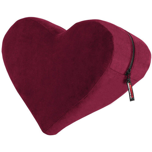 Liberator Heart Wedge Pillow