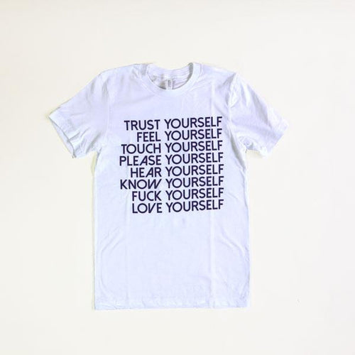Wild Flower Love Yourself Tee