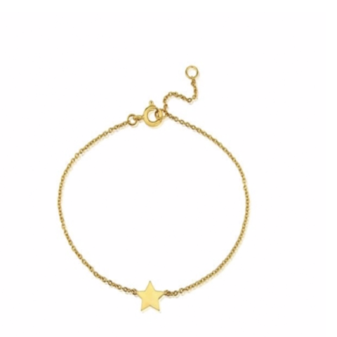 Star Bright Bracelet in Gold