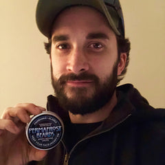 Permafrost Beards Alaskan Beard Balm and Beard Oil Handcraft in Fairbanks Alaska the best beard products in Alaska for all your mens beard and mustache care needs
