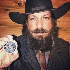 Permafrost Beards Alaskan Bead Oil and Beard Balm made in Fairbanks Alaska. Best handcrafted beard and mustache products in Alaska.