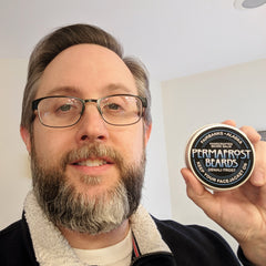 Permafrost Beards Alaskan Beard Oil and Beard Balm Made In Fairbanks Alaska. Be Permafrost Beards Beard Famous by sending your picture to us. Mustache wax and all your mens grooming needs.