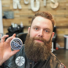 Where to buy Permafrost Beards Alaskan Beard Oil and Beard Balm. Made In Alaska get Permafrost Beards products at Sunshine Health Foods Roots Hair Studio