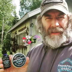 Where to buy Permafrost Beards Alaskan Beard Oil and Beard Balm. Made In Alaska get Permafrost Beards products at Sunshine Health Foods Gray Beard Fairbanks Rings & Things