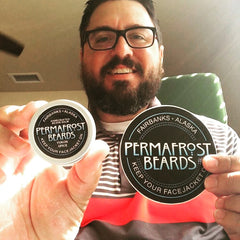 Where to buy Permafrost Beards Alaskan Beard Oil and Beard Balm. Made In Alaska get Permafrost Beards products at Sunshine Health Foods, Fairbanks Rings & Things, Salon Bella, Team Cutters, Shockwaves Salon, Roots Hair Studio