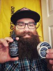 Permafrost Beards Alaskan Beard Balm and Beard Oil. Best handcrafted beard products Made In Alaska. Become Beard Famous with amazing Permafrost Beards Beard Products and mustache waxes.