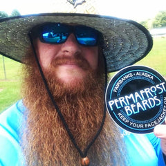 Where to buy Permafrost Beards Alaskan Beard Oil and Beard Balm. Made In Alaska beard products and the best in the world.