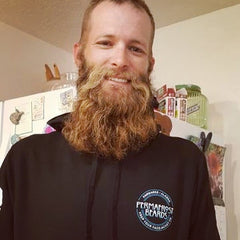 Permafrost Beards Alaskan Beard Balm and Oil, Made In Fairbanks Alaska. Best handcraft beard products! Be beard famous send us your picture too.
