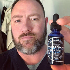 Permafrost Beards Alaskan Beard products. Certified Made In Alaska, insured handcrafted products. Best beard care in the world.