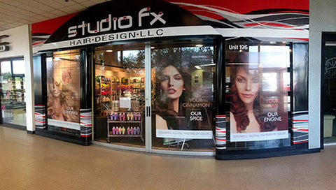 Studio FX Hair Design in Anchorage Alaska carries Permafrost Beards Beard Care products.