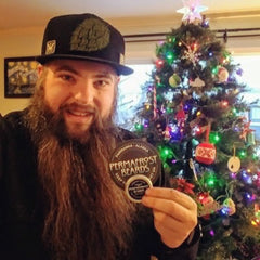 Permafrost Beards Made In Alaska mens care products. Veteran owned and operated. Best beard balm, beard oil, beard wash and mustache wax. Handcrafted Soap. Keep Your Facejacket On!