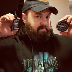 Permafrost Beards the best handcrafted beard products certified Made In Alaska and made by a combat veteran. Get your beard balm, beard wash, beard oil, and mustache wax right here. We have Grunt Style made gear too!