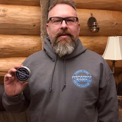 Permafrost Beards Alaskan made beard products. Become Permafrost Beards Beard Famous!