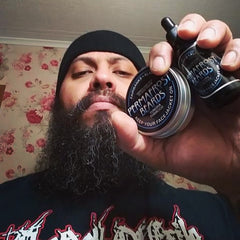 Permafrost Beards Alaskan made beard products. Family and veteran owned small business. Get the best beard and men's grooming products right here!