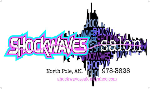 ShockWave Salon North Pole Alaska to buy Permafrost Beards mens grooming products.