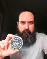 Permafrost Beards Alaskan Beard Oil and Beard Balm. Made in Alaska Beard and Mustache wax. This is where to buy Permafrost Beards
