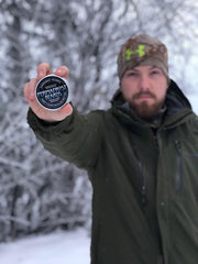 Permafrost Beards Alaskan Beard Oil and Beard Balm, mens beard care products. Made In Fairbanks Alaska with all natural ingredients. Handmade veteran owned small business.