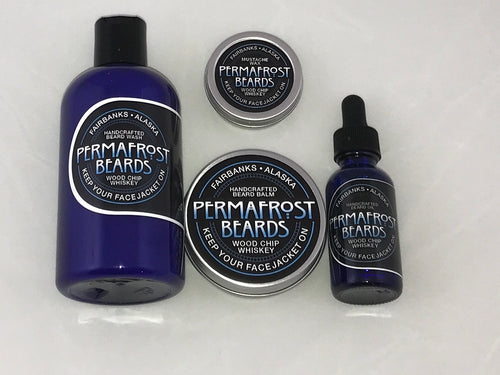 Complete Permafrost Beards Set