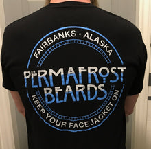 Permafrost Beards Grunt Style Shirt. Show your amazing taste in the best beard care products made in Alaska!