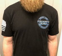 Permafrost Beards Short Sleeve Shirt made for us by Grunt Style. Show your Permafrost Beards pride with a shirt.
