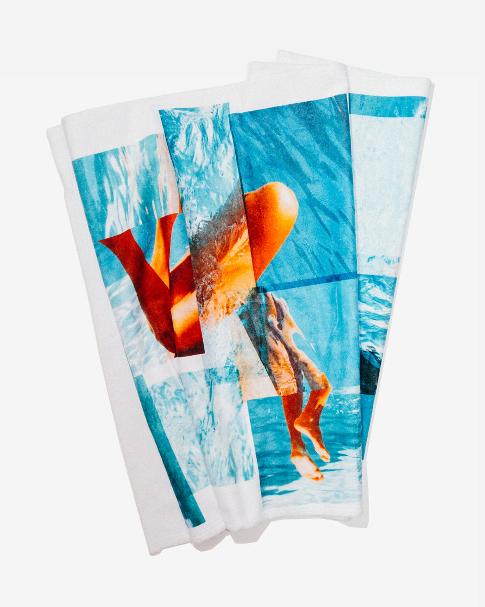 Pooltime Towel
