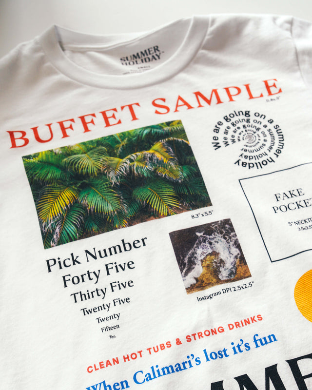 Buffet Sample