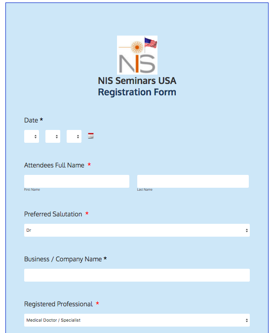 How do I register for a Seminar?