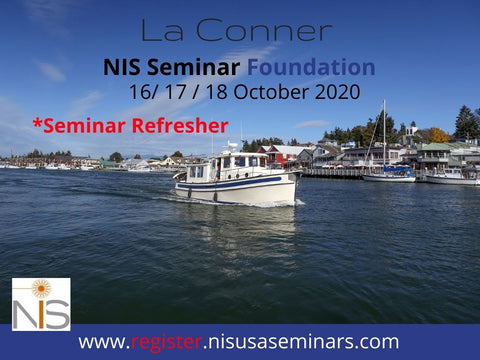 NIS USA Foundation REFRESHER 2020 - La Conner, Washington