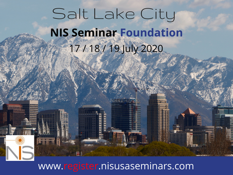 NIS USA Foundation Seminar - Salt Lake City 2020