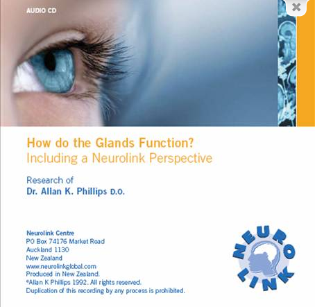 NIS & Glandular Function (2 CD set)