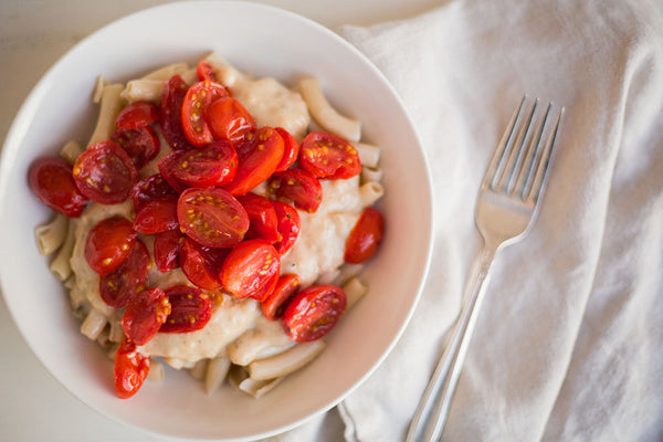 Roasted Tomato Garlic Pasta
