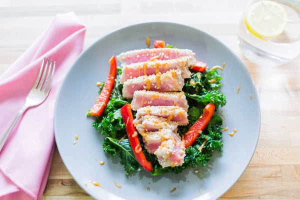 Asian Seared Tuna - Soli