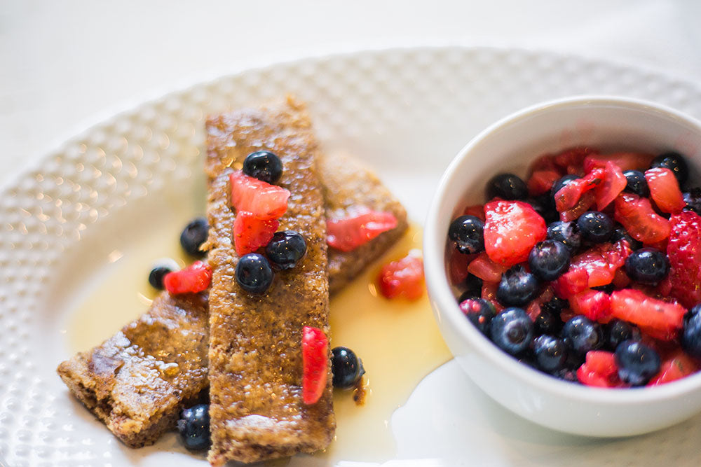 Pancake Sticks Meal Plan