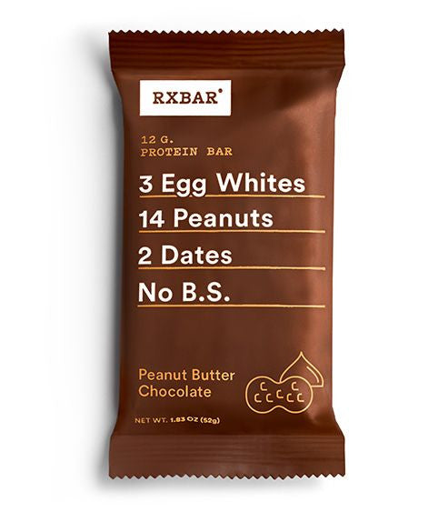 RX Bar Peanut Butter Chocolate - Soli
