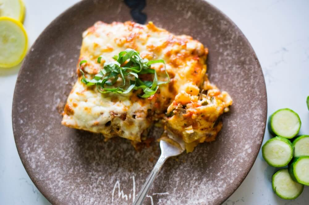 Turkey Lasagna - Soli