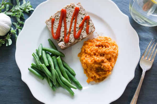 Turkey Meatloaf - Soli