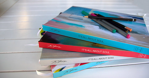 Photo of 'It's All About Soul' Journal Stack