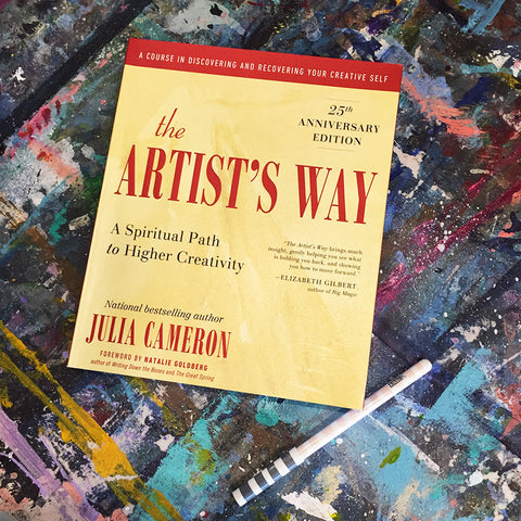 Photo of The Artist's Way Book