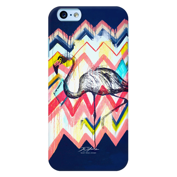 Flamingo Phone Case - Jo Stanes