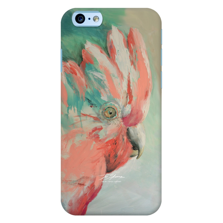 Pink Galah Phone Case