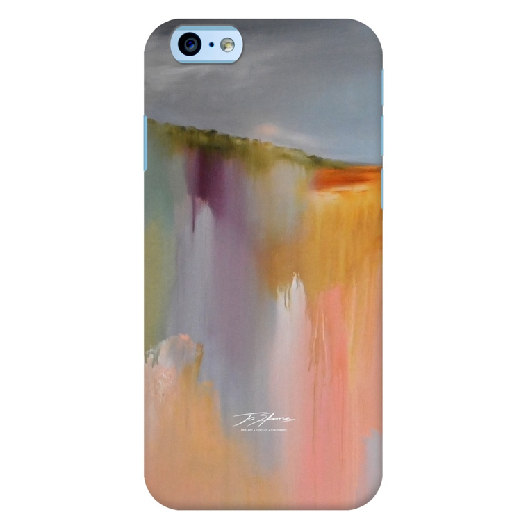 Storm Rolling In Phone Case