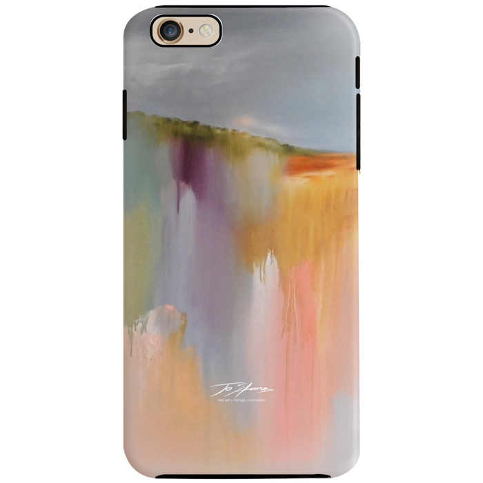 Storm Rolling In Phone Case - Jo Stanes