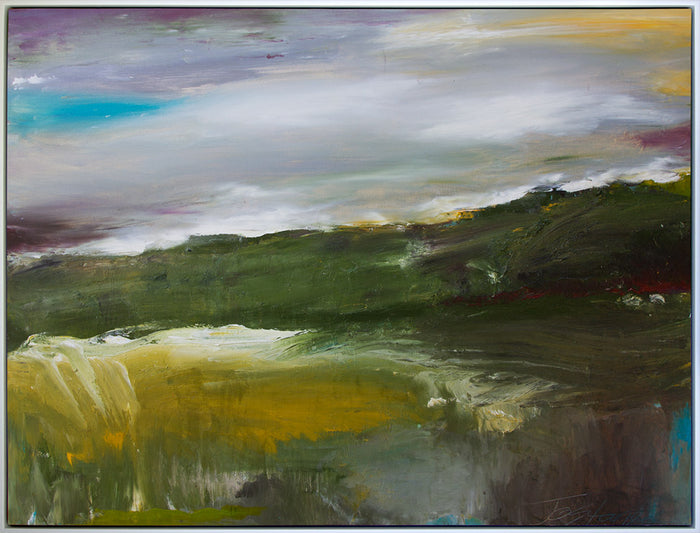 Overcast Winds - Jo Stanes
