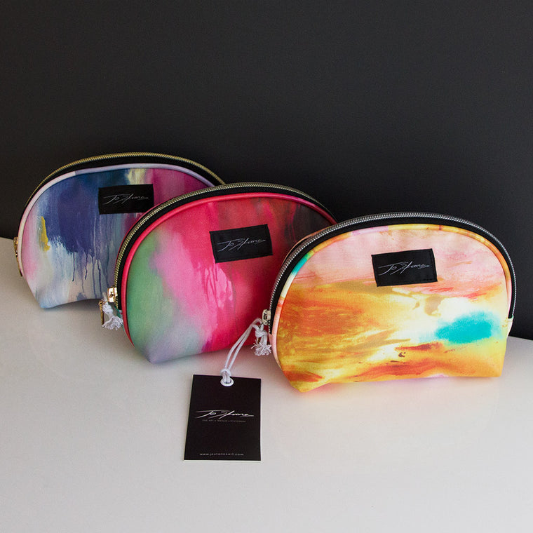 3 Cosmetic Bag Gift Pack