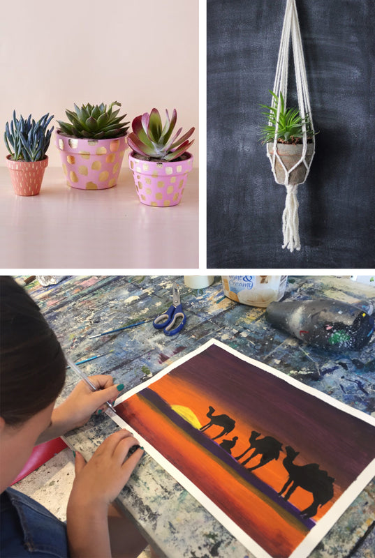 3 Day School Holiday Art Camp