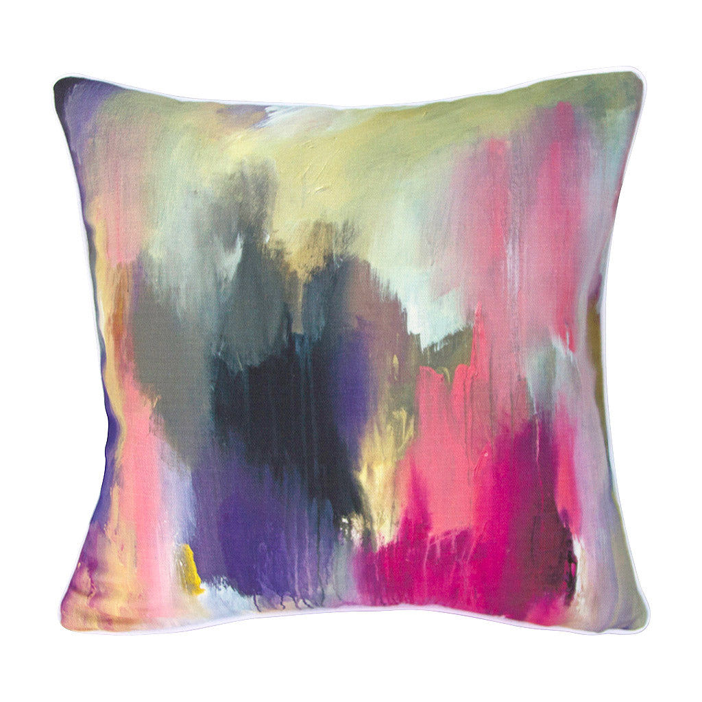 Awakenings Linen Cushion - Jo Stanes